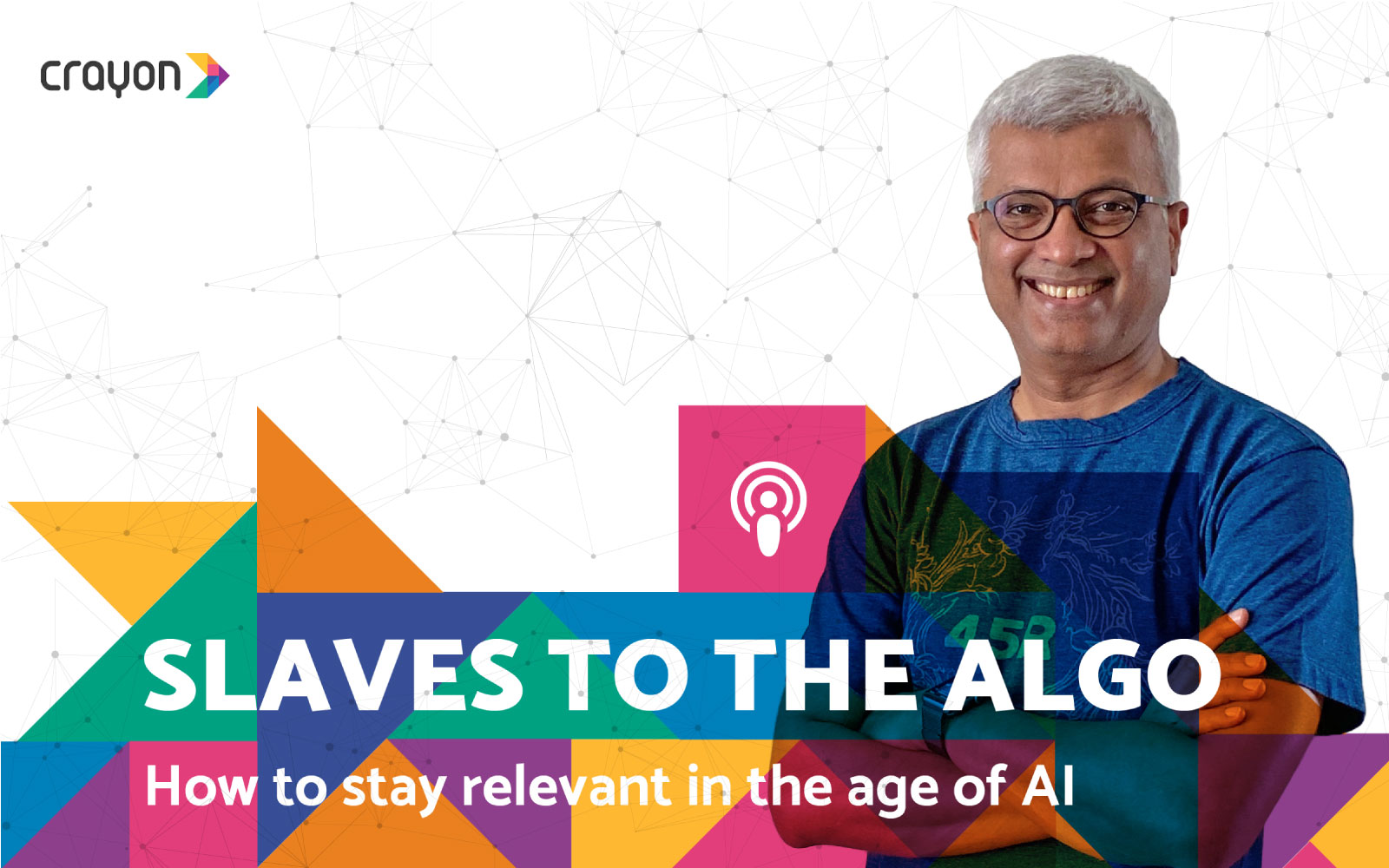 Slaves to the Algo: AI podcast by Suresh Shankar